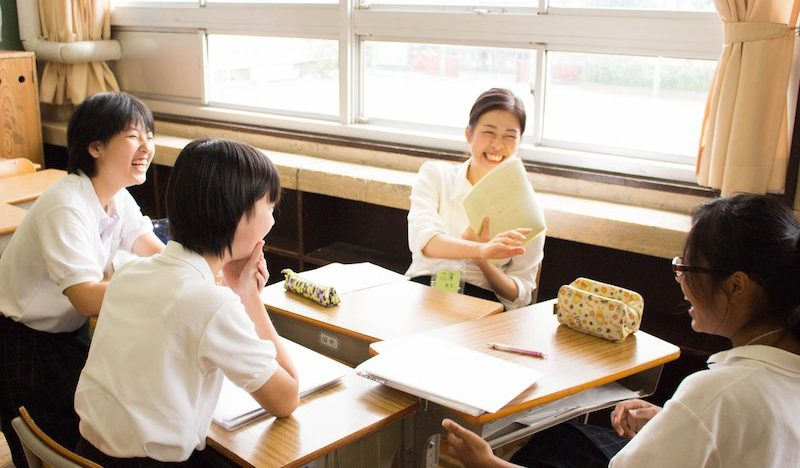 Learning for Allの大学生ボランティア