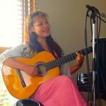 「音楽に包まれ、心をほぐし、人々とゆったり語り合う癒しの場を創る」カフェフェリダージSatokoさん