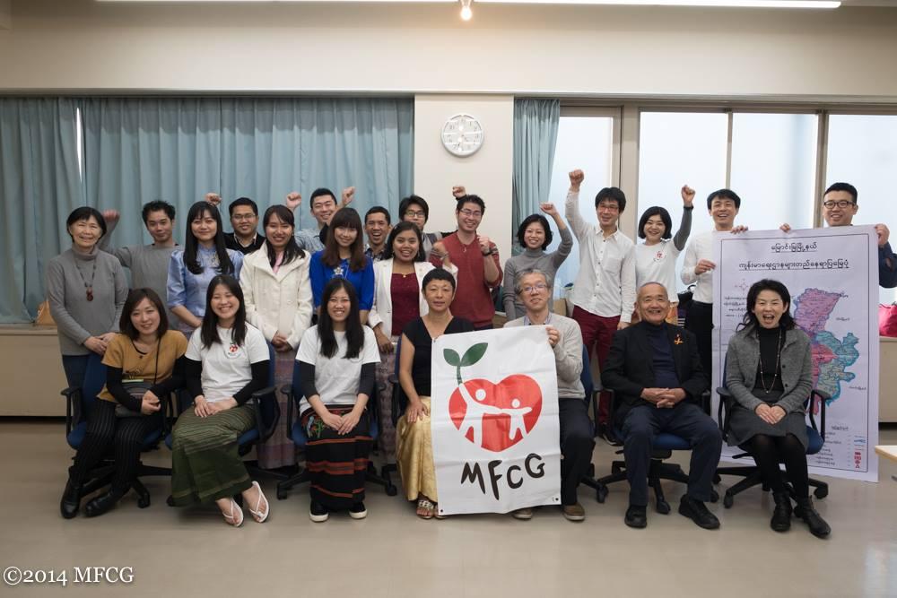 2016年2016年3月MFCG報告会のスタッフ
