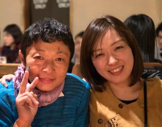 左が名知さん、右が小野さん