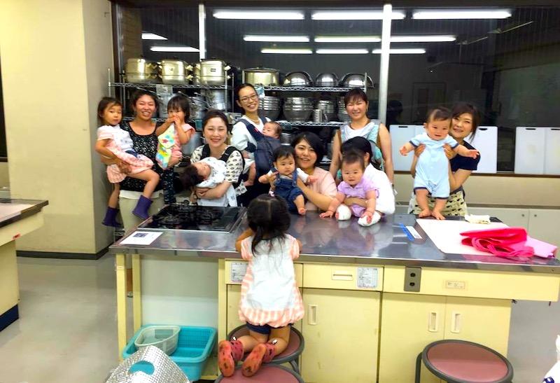 初めてのエビママシェアディナーを恵比寿社会教育館で開催