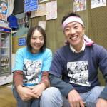 「新市民伝」「ゆめ・まち・ねっと」渡部達也、美樹さん。夫婦で作ったNPO